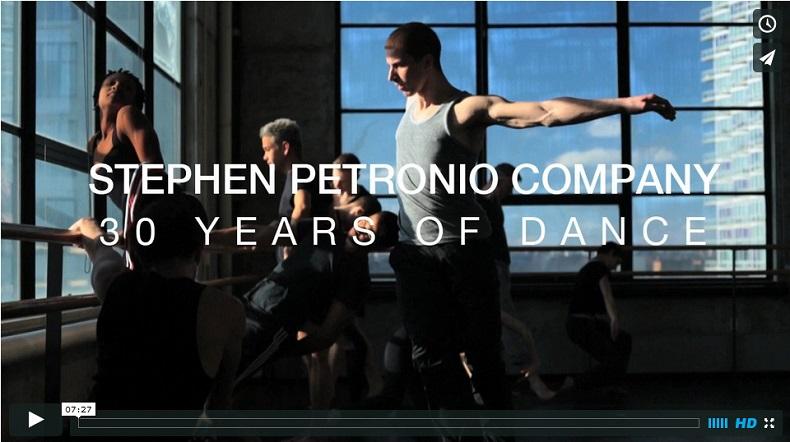 30 YEARS OF DANCE