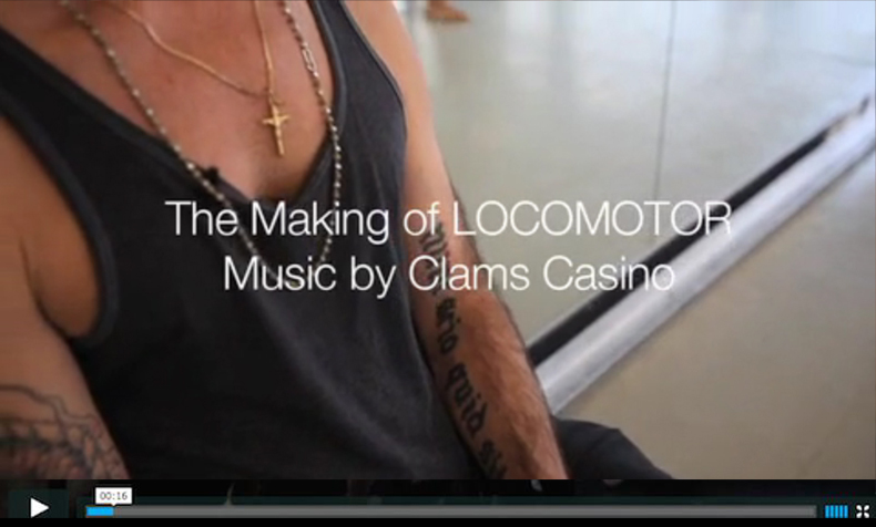 The Making of LOCOMOTOR