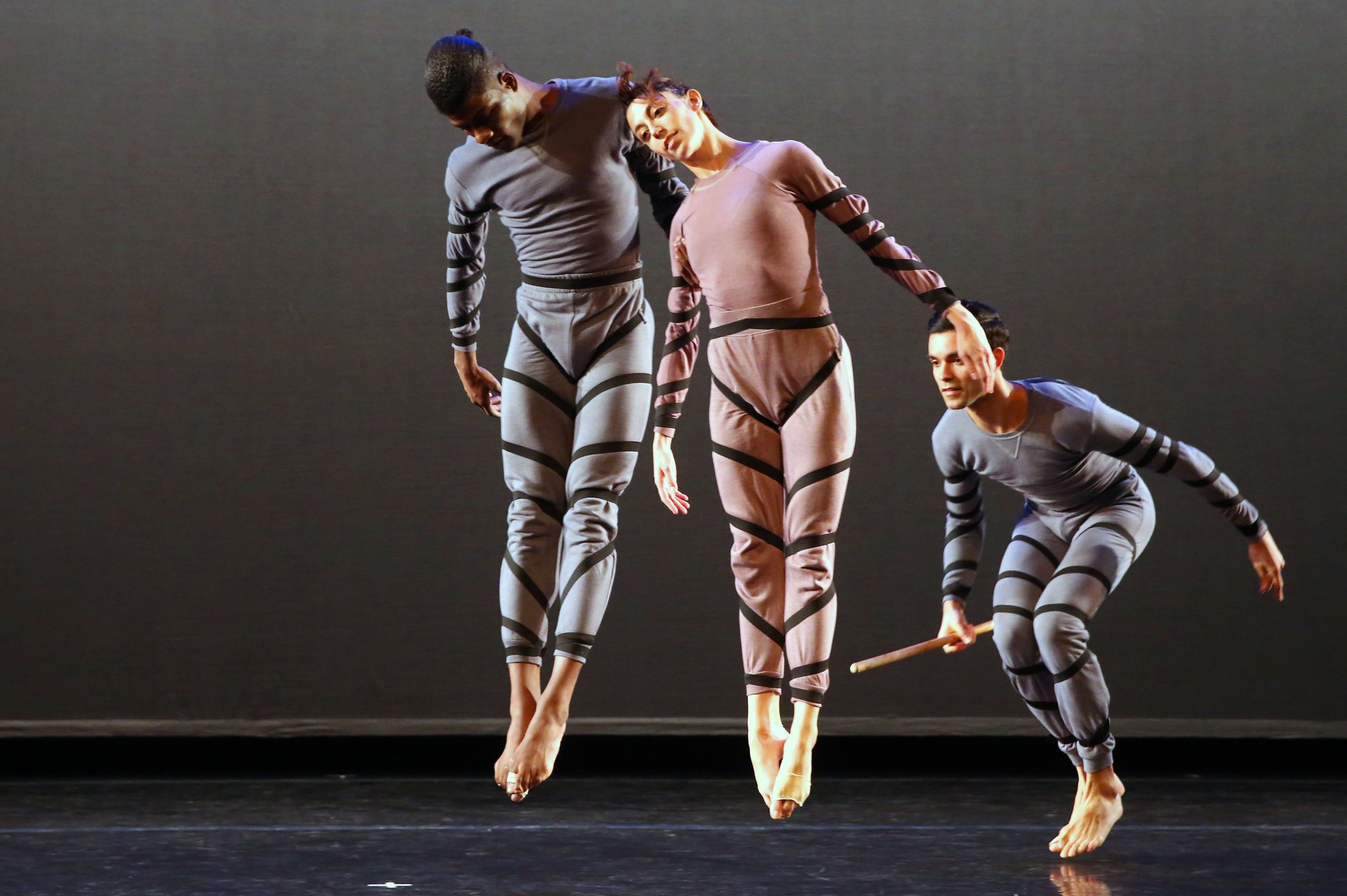 Review: Taking a Chance on Merce Cunningham