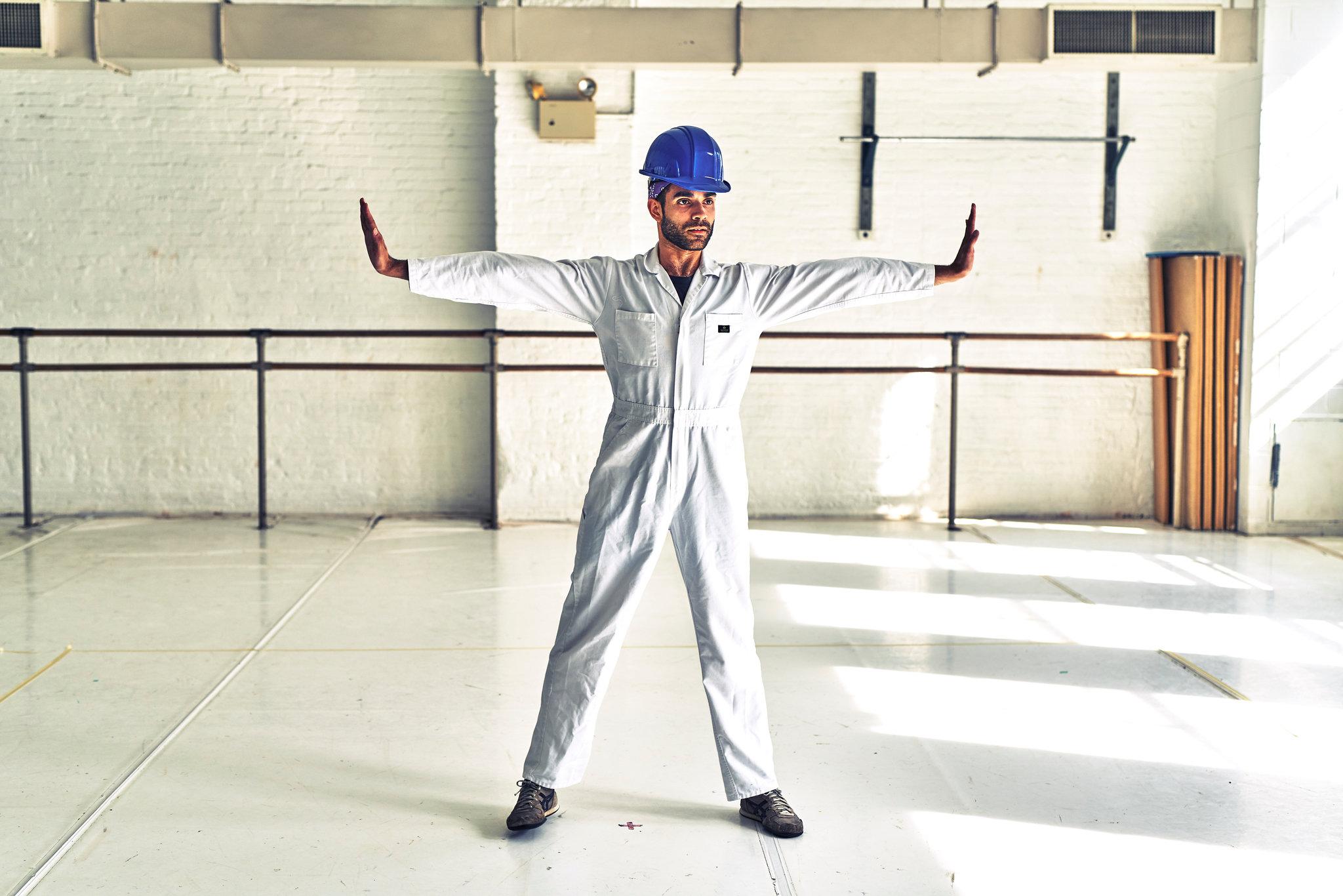Reviving Rudy Perez's Dance Drama of an Everyman
